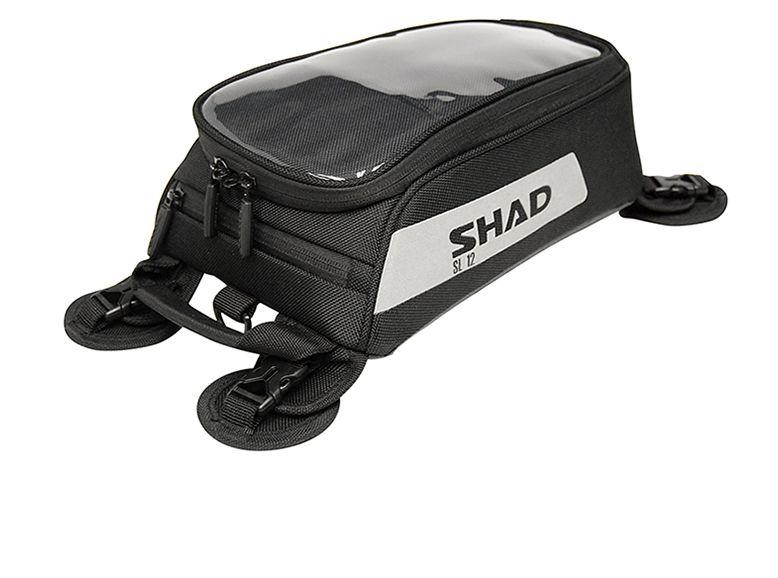 SHAD SL12M BORSA PICCOLA SERBATOIO MAGNETICA SMALL TANK BAG PORTACELLULARE 4L