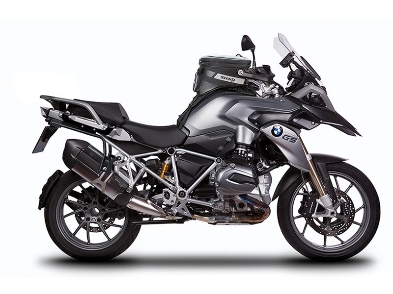 SHAD 3P SYSTEM COPPIA PORTAPACCHI LATERALI BMW R 1200 GS 1200 2013 2019