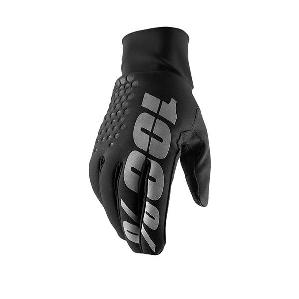 GUANTI 100% HYDROMATIC BRISKER BLACK XL