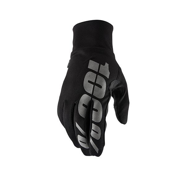 GUANTI 100% HYDROMATIC BLACK XL