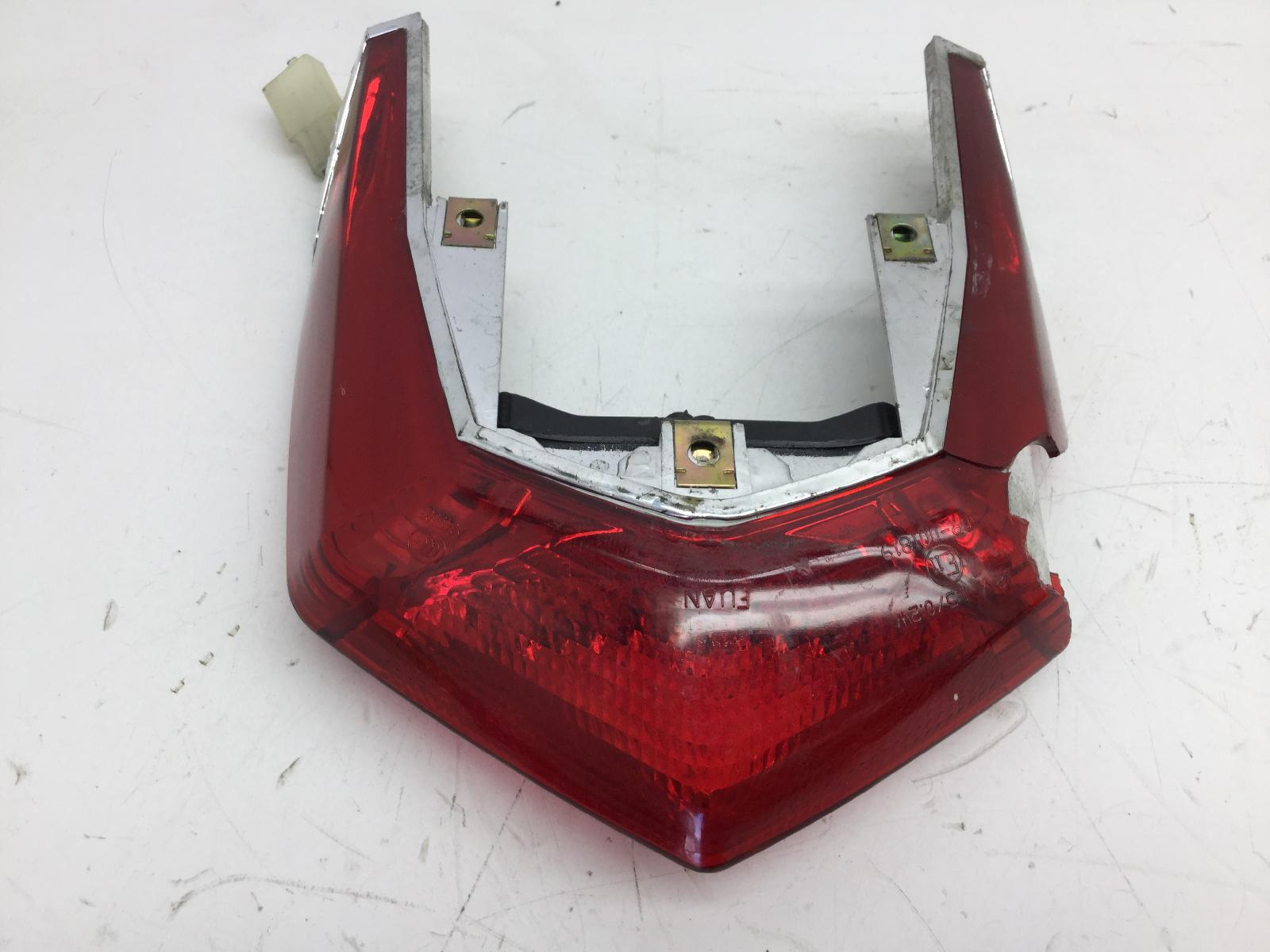 00133269 FANALE POSTERIORE CON LENTE ROTTA X RICAMBI KYMCO K-PIPE 125 2012 2013