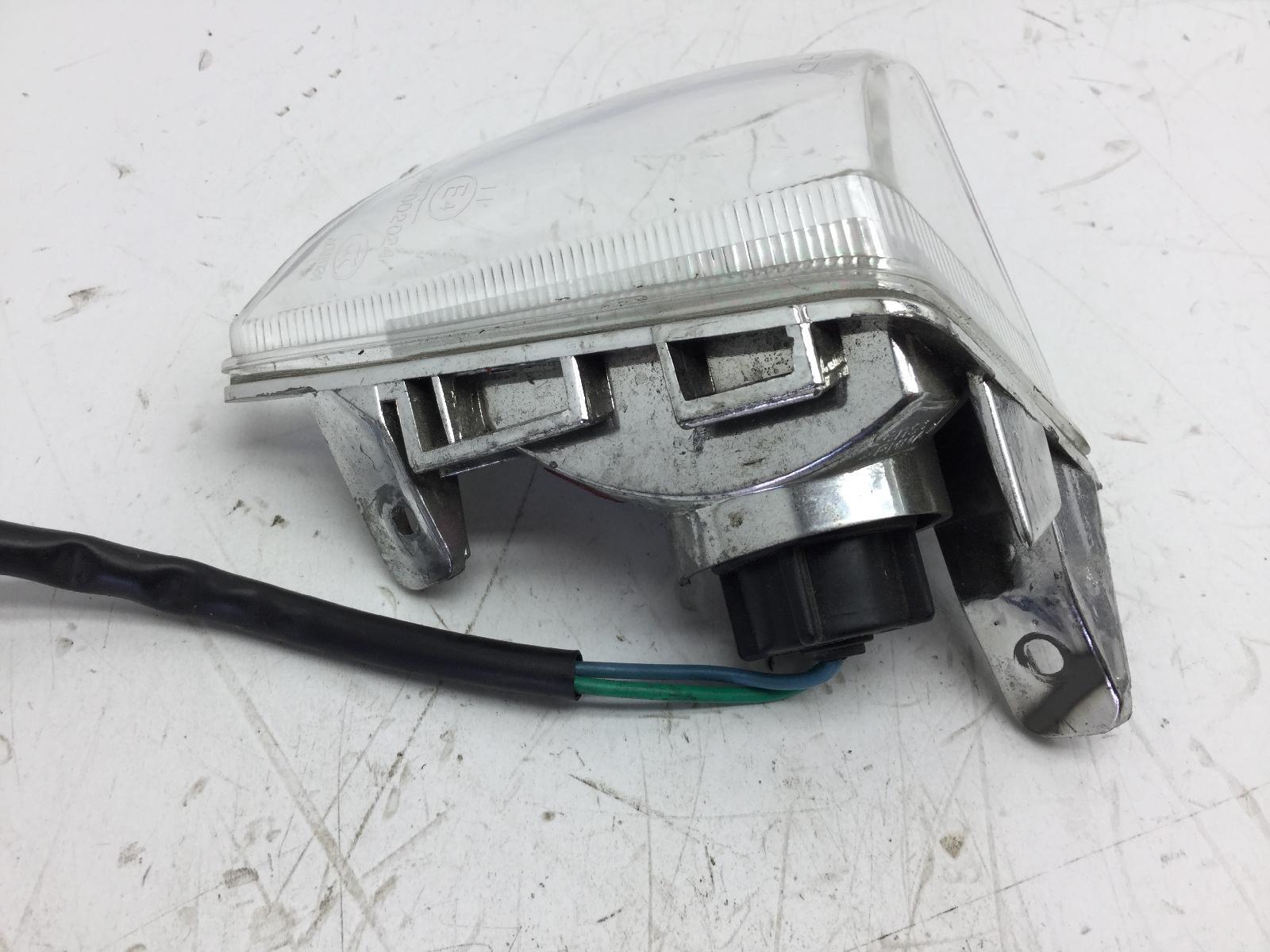00133265 LAMPEGGIATORE FRECCIA ANTERIORE DESTRA RIGHT KYMCO K-PIPE 125 2012 2013