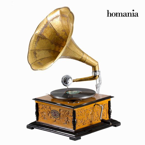 grammofono Patrat - Old Style Collezione by Homania