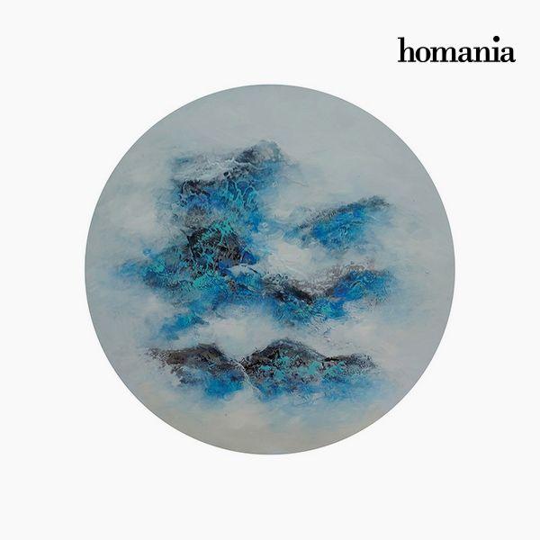 Quadro a Olio (60 x 4 x 60 cm) by Homania