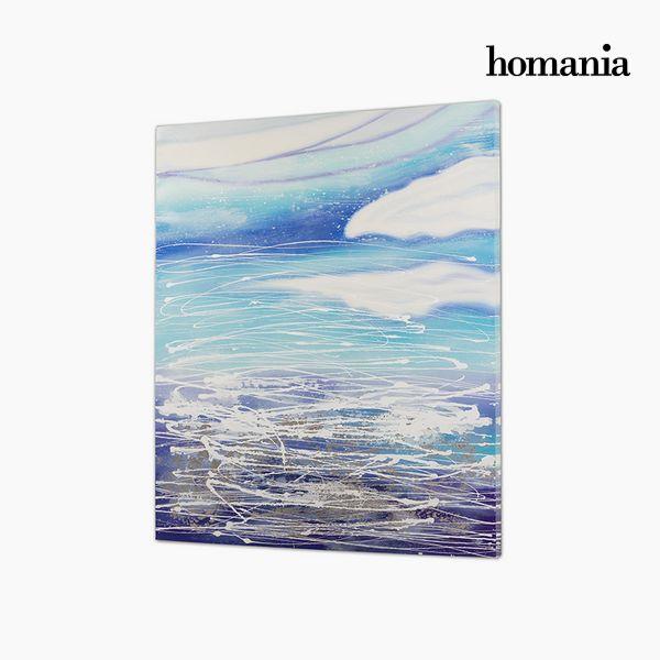 Quadro a Olio (110 x 4 x 135 cm) by Homania