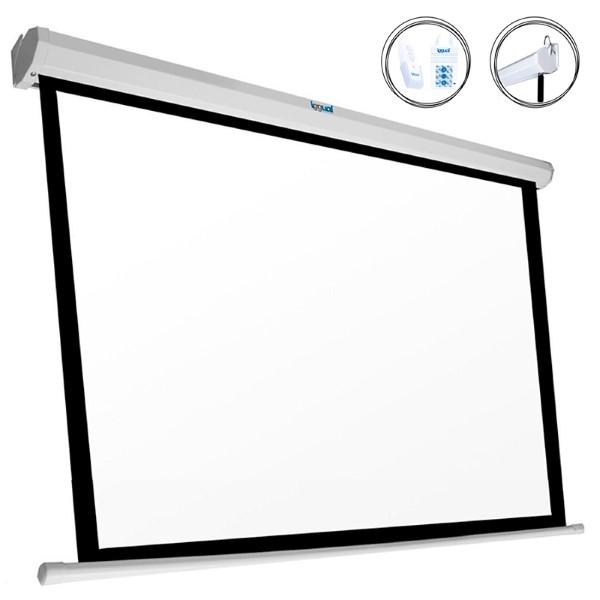 Schermo Elettrico a Muro iggual PSIES300 (300 x 300 cm)