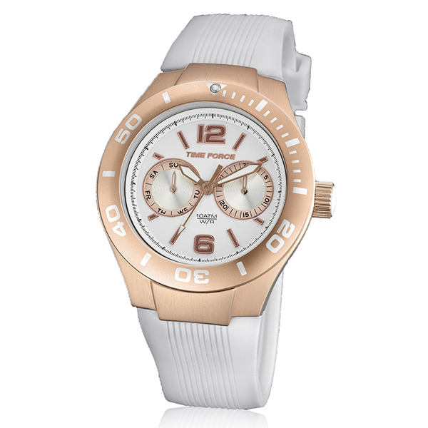 Horloge Femme Time Force TF4181L11 (41 mm)