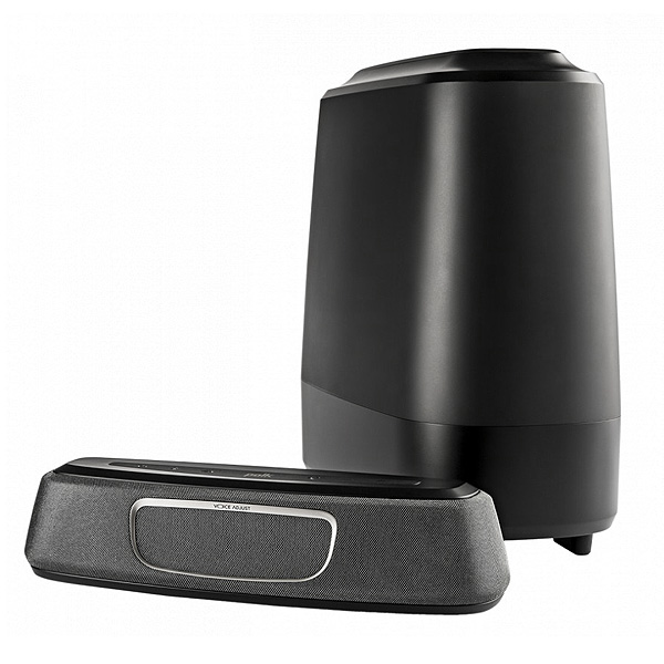 Casse a Colonna Senza Fili Polk MAGNIFI MINI Bluetooth 150W Nero