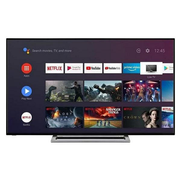 Smart TV Toshiba 58UA3A63DG 58