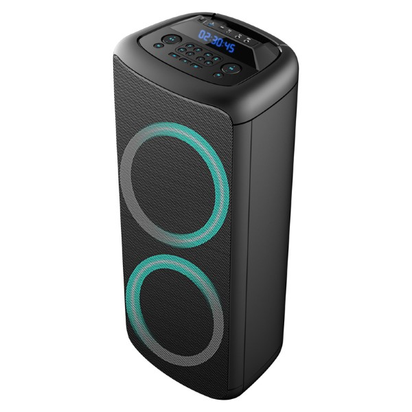 Altoparlante Bluetooth Denver Electronics 72W Nero