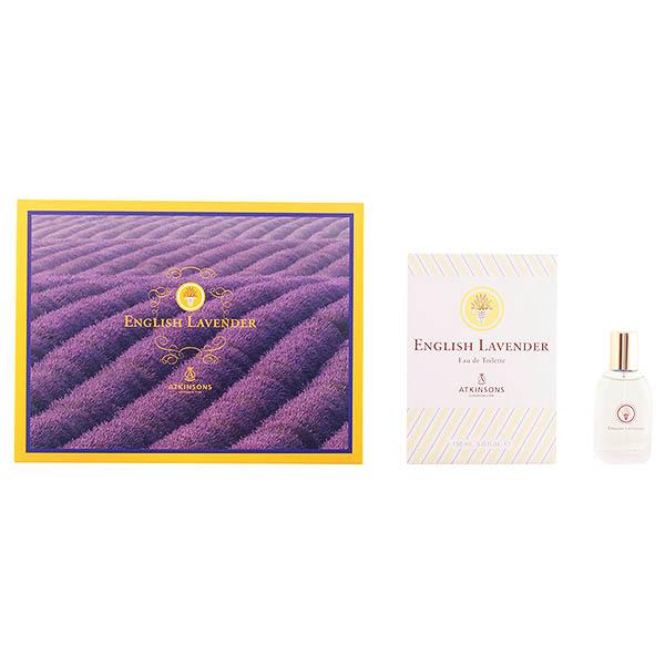 Cofanetto Profumo Donna English Lavender Atkinsons (2 pcs)