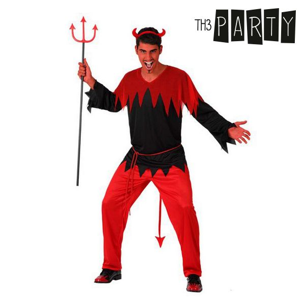 Costume per Adulti Th3 Party Demonio Taglia:M/L S1101188