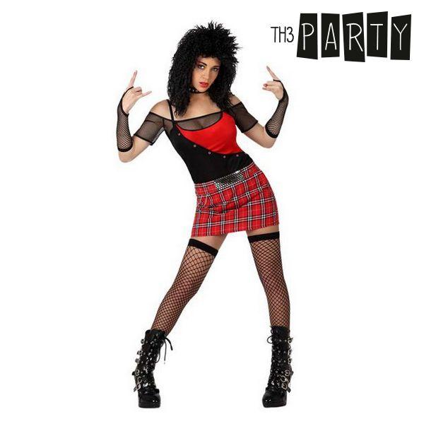Costume per Adulti Th3 Party Punk Taglia:XL S1101465