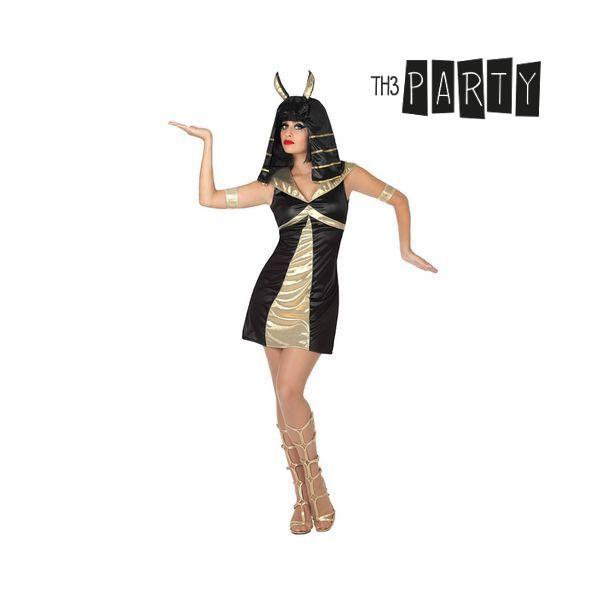 Costume per Adulti Th3 Party Dea egizia Taglia:XS/S S1103879