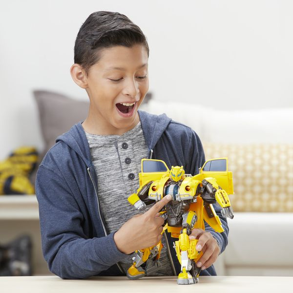 Transformers Bumblebee Elettronico Hasbro