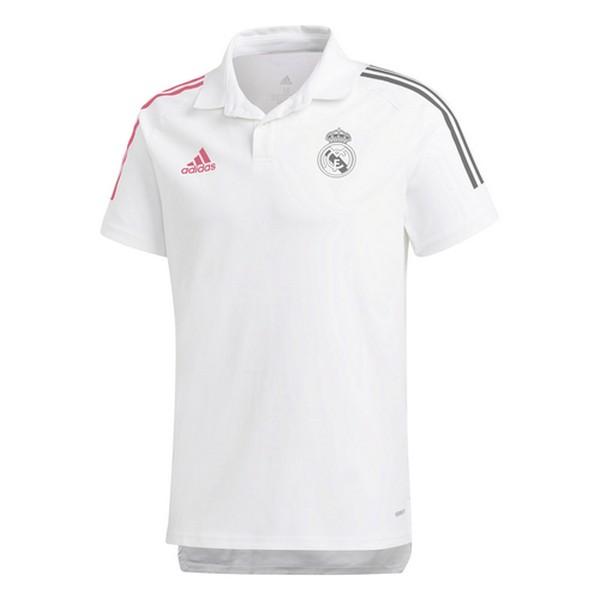 Polo a Maniche Corte Uomo Real Madrid Adidas Taglia:L