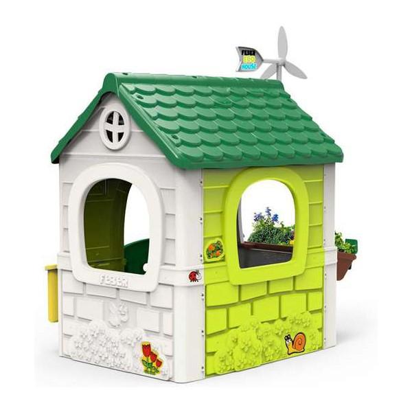 Casa da Gioco per Bambini Eco House Feber (94 x 120 x 150 cm)