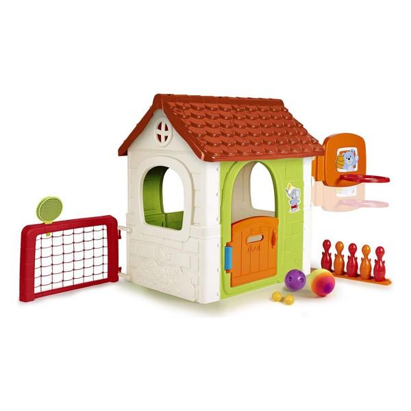 Casa da Gioco per Bambini Feber Multi Activity (124 x 232 x 138 cm)