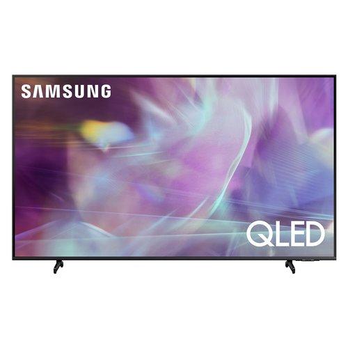 Samsung Televisore TVQLED4KQ60A2021 Televisore Samsung Q60A TV QLED 4K Q60A 2021 QE50Q60AAUXZT
