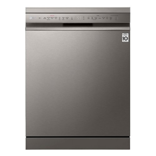 Lg Lavastoviglie libera installazione DF222FPS Lavastoviglie Lg Quad Wash DF222FPS E (2021) 14 coperti Sistema tradi