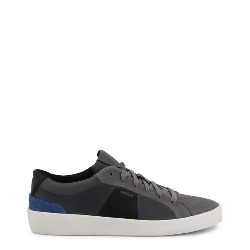 Sneakers-Geox-WARLEY-Uomo-Grigio-100592