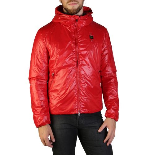 100% Vrai Giacche Blauer 2099 Uomo Rosso 101964