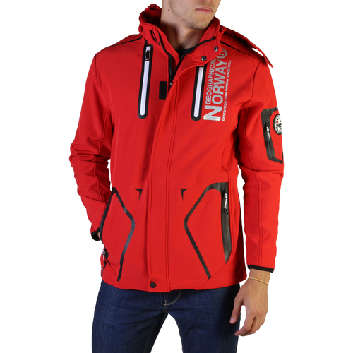 Vestes Geographical Norway Tyreek_man Homme Rouge 102564