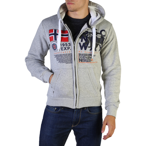 Geographical Norway Gasado_man Uomo Grigio 102596Geographical Norway
