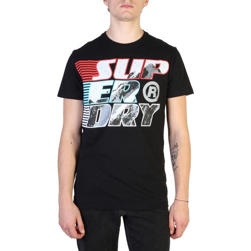 T-shirt-Superdry-M1000005A-Uomo-Nero-103709