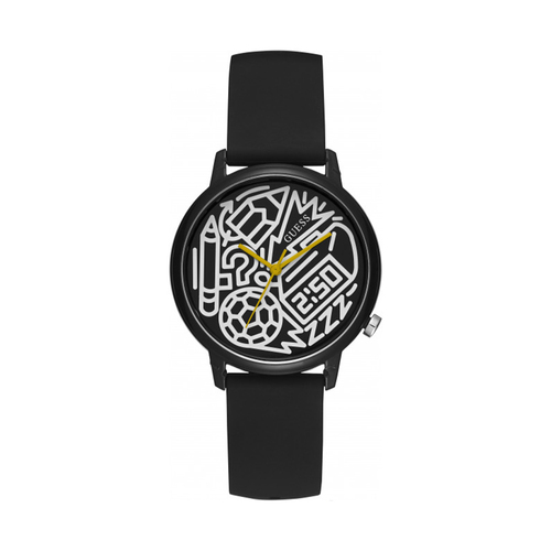 Guess TIME-TO-GIVE Unisex Nero 111993