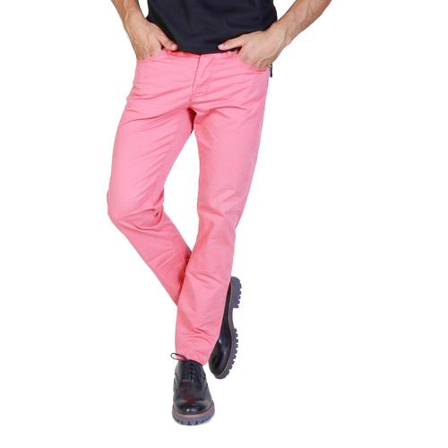 Pantaloni Jaggy J1551T812-Q1 Uomo Rosso 82283