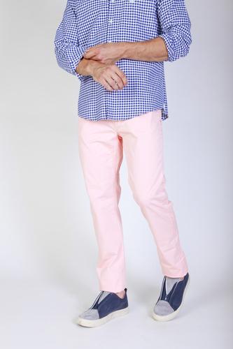 Pantaloni Jaggy J1889T812-Q1 Uomo Rosa 82293
