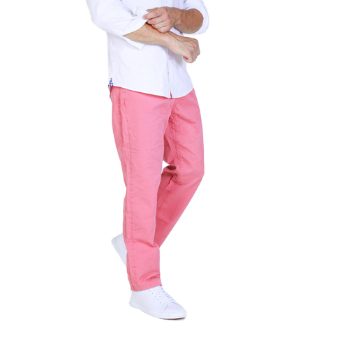 Pantaloni Jaggy J1889T812-Q1 Uomo Rosso 82294