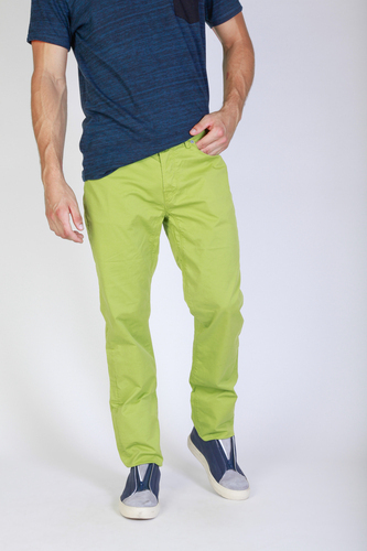 Pantaloni Jaggy J1889T812-Q1 Uomo Verde 82296