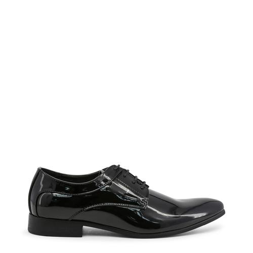 Scarpe-stringate-Duca-di-Morrone-GEORGE-Uomo-Nero-82358