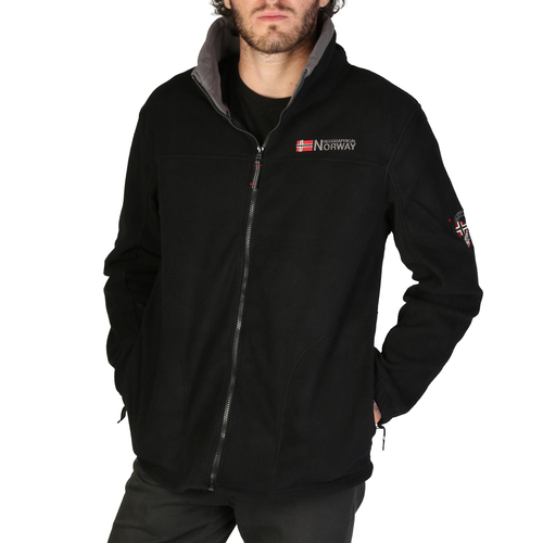 Geographical Norway Tamazonie_man Uomo Nero 93750Geographical Norway