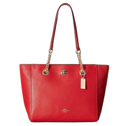 Shopping bag Coach 57107 Donna Rosso 96263