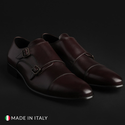 Schuhe Niedrig Made in Italia Dejavu Herren braun 99764