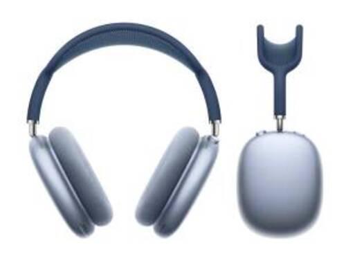 Apple Cuffie AirPods Max - Sky Blue