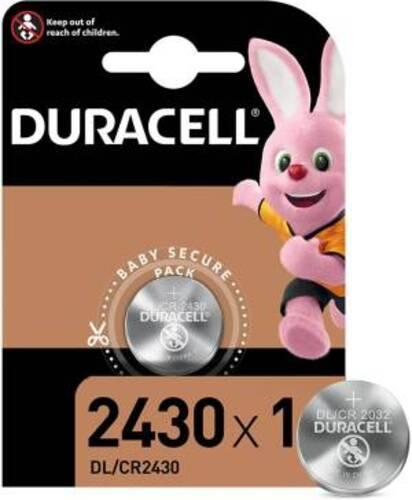 Duracell Lithium Batterie Bottone DL/CR2430 1pz