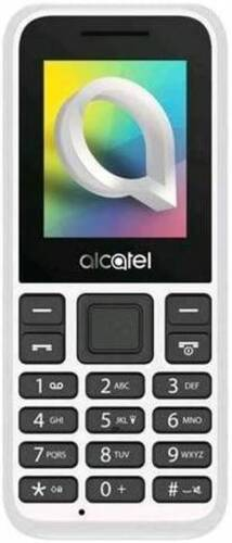 Alcatel One Touch 1066D Warm White DS ITA
