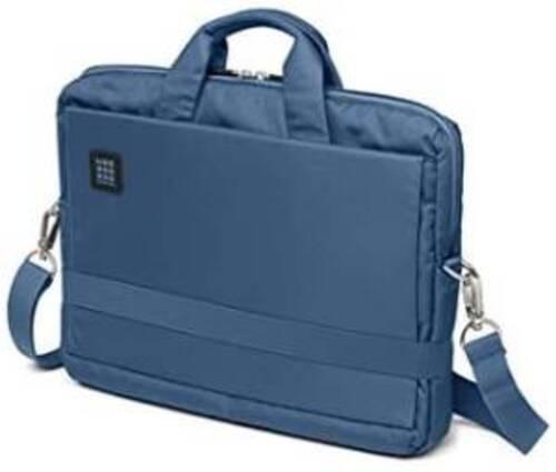 Moleskine Borsa a Tracolla Tablet/Notebook fino a 15'' Blu Boreale