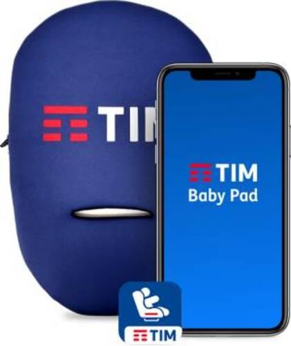 TIM Dispositivo Auto Anti-Abbandono BabyPad