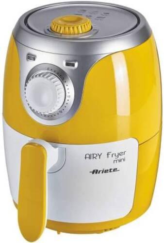 Ariete Friggitrice ad Aria 4615 Airy Fryer Mini 2L 1000W Giallo