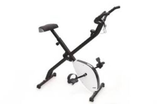 FitLover Cyclette Nera e Bianca
