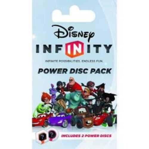 Disney Infinity Bustina 2 Gettoni (Power Disc Pack)