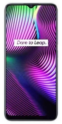 """Realme Realme 7i 4+64GB 6.5"""" Silver DS ITA Smartphone"""