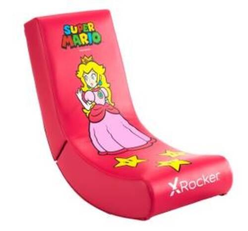 X Rocker - Nintendo Sedia Rocker S. Mario All-Star Princess Peach Gaming Chair