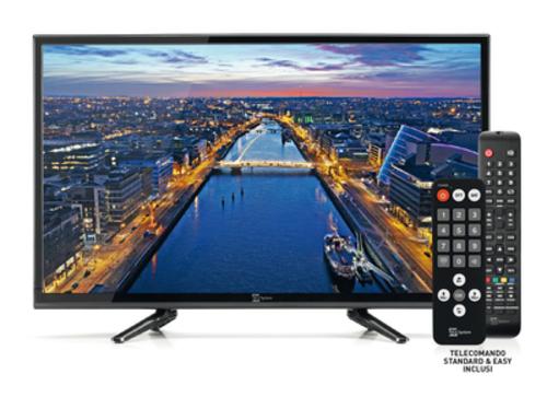 TELE System 28000160 TV 61 cm (24