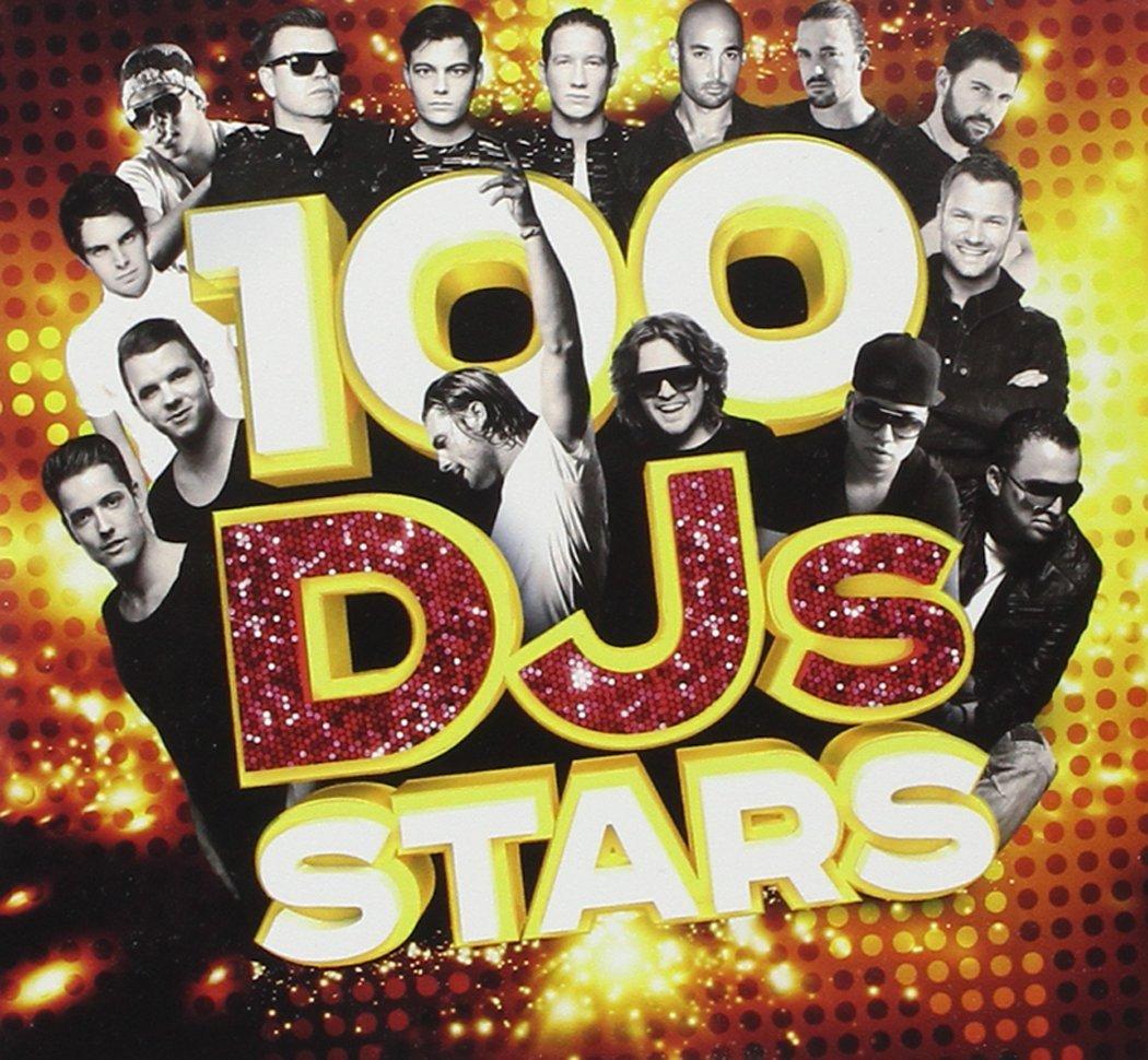 Audio Cd 100 Djs Stars / Various (5 Cd) NUOVO SIGILLATO, EDIZIONE DEL 02/10/2015 SUBITO DISPONIBILE